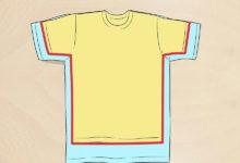 Photo of چگونه سایز یک تی شرت یا پیراهن بزرگ و گشاد را کوچک کنیم؟