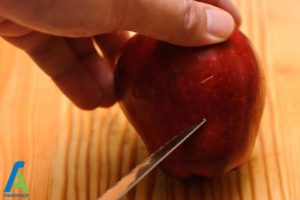 11 طرز تهیه سیب کبابی