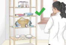 Photo of چگونگی چیدن وسایل در ویترین و قفسه های خانه