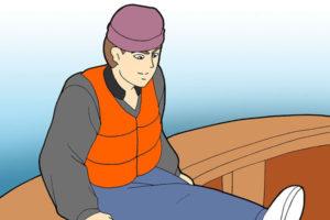 12 واژگونی قایق