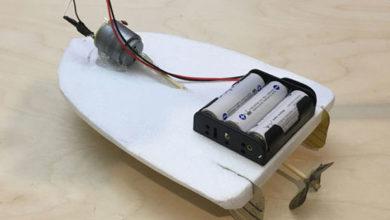 Photo of چگونه یک قایق برقی ساده بسازیم؟
