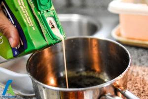 10 تهیه لوسیون شیر بز