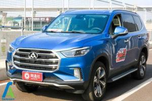 24 تست خودرو های چینی برای بازار اروپا و آمریکا