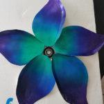 24 ساخت مترسک متحرک به شکل گل