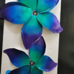 25 ساخت مترسک متحرک به شکل گل