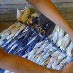 25 ساخت پادری با تکه پارچه