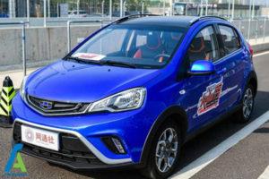 29 تست خودرو های چینی برای بازار اروپا و آمریکا