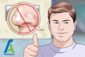 1 پیرسینگ بینی