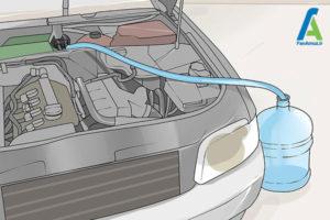 3 پاکسازی رادیاتور بخاری