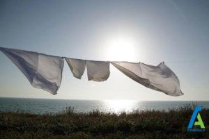 3 شستن ملحفه تشک و روتختی
