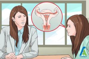 1 خارج کردن IUD