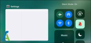 3 غیرفعالی صدای قفل گوشی