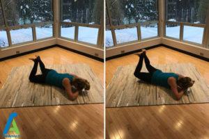 3 تمرینات ساده ورزشی