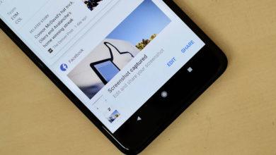 Photo of نحوه استفاده از ابزار جدید اسکرین شات اندروید Android