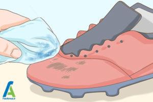 3 خشک کردن سریع کفش ورزشی