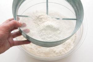 3 پخت نان شیری سنتی