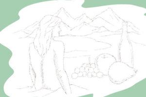1 آموزش نقاشی کوبیسم
