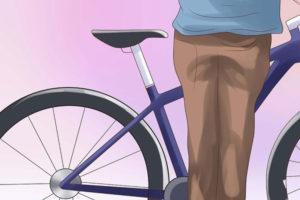 3 تعیین سایز دوچرخه متناسب با خود