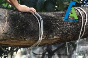 1 ساخت تاب کودکان در فضای باز