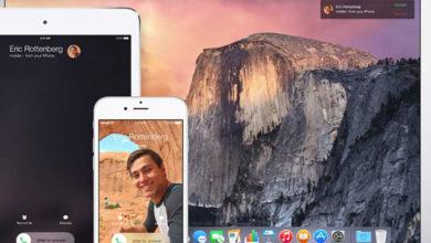 Photo of چگونه با مک بوک MacBook تماس تلفنی برقرار کنیم؟