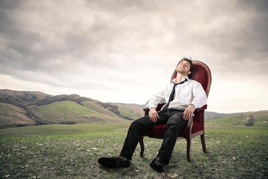 2 مقابله با استرس بعد از کار