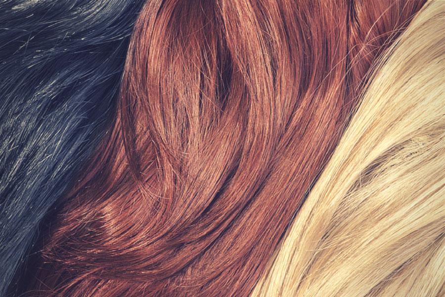 2 رنگ کردن مو با مواد طبیعی