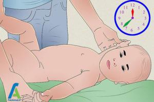 3 درمان سوزش ادراری پای کودک