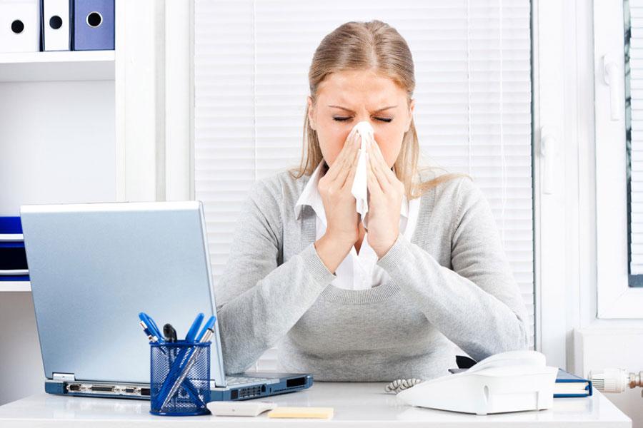 3 پیشگیری از انتقال بیماری در محیط کار