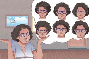 8 چگونه عینکی مناسب چهره خود بخریم