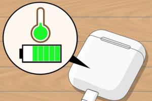 11 چک کردن میزان شارژ ایرپد
