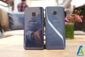 3 Galaxy s9 and S9 Plus