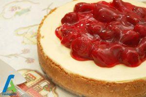 3 جلوگیری از ترک خوردن کیک پنیری