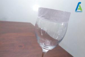 1 طراحی و تزئین جام شیشه ای