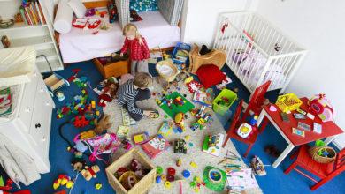 Photo of چگونه به کودکان بیاموزیم خودشان اتاقشان را مرتب کنند؟