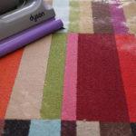 2 رفع لکه روی فرش با شوینده ارگانیک