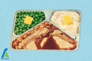 2 ممنوعیت خرید مواد غذایی منجمد