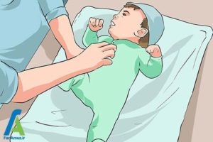 2 اصول گرم نگه داشتن نوزاد در زمستان