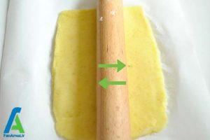 3 طرز تهیه شیرینی سیب زمینی