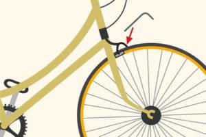 3 تنظیم ترمز دوچرخه