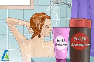 1 جلوگیری از تغییر رنگ موی بلوند