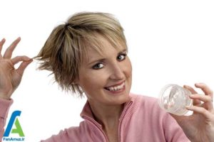 3 خواص و طرز استفاده از تخم کتان برای مو