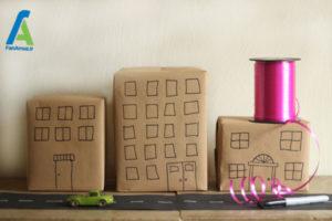 24 نحوه تزئین خلاقانه کادو ها
