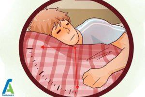 2 روشهای رفع مشکل بی خوابی