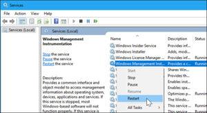 4 ابزار مدیریت ویندوز WMI