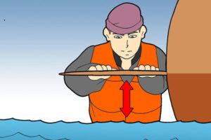2 واژگونی قایق