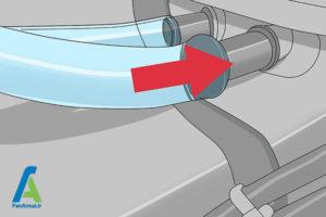 4 پاکسازی رادیاتور بخاری