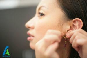 2 جلوگیری از عفونت گوش