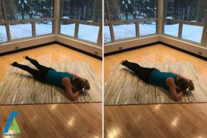4 تمرینات ساده ورزشی
