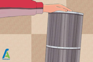 3 پاکسازی آب استخر