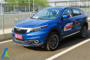 4 تست خودرو های چینی برای بازار اروپا و آمریکا
